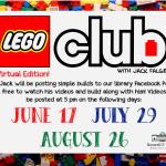 LEGO Club Summer